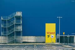entrance (maszup) Tags: parking ikea
