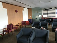Extended space (Khunpaul3) Tags: royal silk lounge chairs mnl manila airport