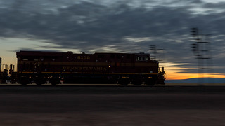 NS 8102 West at Beevers, NM