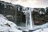 Seljalandsfoss (Gaetan | www.carbonphoto.fr) Tags: seljalandsfoss iceland islande island icelandic waterfalls waterfall landscape photography roadtrip long exposure snow winter wonderland