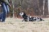 Fleckenclown (blumenbiene) Tags: hund dog hunde dogs hündin female dalmatiner dalmatian schwarz weis black white winter fun spas spielen play