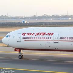 Air India (vomm_aviationpictures) Tags: airindia boeing boeing777 b777 del delhi