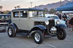 Mooneyes X-Mas Party 2017 (USautos98) Tags: ford modela gasser hotrod streetrod custom nostalgiadragracing 1930