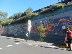 Whale Wall, 5  Richmond, Melbourne (d.kevan) Tags: australia melbourne richmondmelbourne streetart streetscenes animals whales
