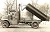 Heil dump truck body on a Mack Truck chassis -- 1918 NARA165-WW-300D-019 (SSAVE w/ over 9 MILLION views THX) Tags: trucks army worldwari ww1