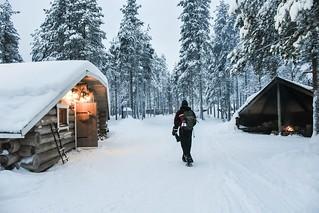 Da qualche parte a Rovaniemi