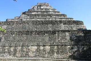 Chacchoben - Temple 1
