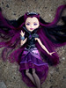 Evil Queen (♪Bell♫) Tags: raven queen ever after high doll mattel