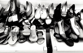 A Whole Heap of Shoes - HSoS