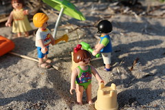 Strand_am_Abend4 (Klickystudios) Tags: playmobil ostsee outdoor strand