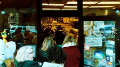 Out-the-door Candyland crowd (Thiophene_Guy) Tags: thiopheneguy xz1 olympusxz1 originalworks candyland yawn