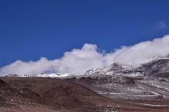Cordillera de los Andes (anitareal) Tags: cordillera andes montaña nieve nevados desierto atacama antofagasta chile paisaje naturaleza nubes cielo azul blanco tierra rojo nikon