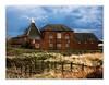The Oast House at Battlesbridge (exreuterman) Tags: essex village antiques battlesbridge crouch river oasthouse old antique