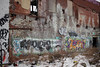 Nope, Jz, Jas, Town (NJphotograffer) Tags: graffiti graff new jersey nj trackside rail railroad abandoned building nope jz jas rip town nja crew