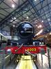 Lode Star, National Railway Museum 2018 (Dave_Johnson) Tags: nationalrailwaymuseum nrm railwaymuseum railway museum rail locomotive steamengine steamtrain train york yorkshire gwr greatwesternrailway 4000class 4003 lodestar