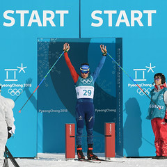 Ski de fond - 15 km libre hommes (France Olympique) Tags: 15km 2018 coree crosscountry fond free games jeux jeuxolympiques jo korea men olympic olympicgames olympics olympiques pyeongchang ski skiing south sport sud winter coréedusud