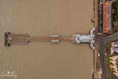 Penarth Pier (geraintparry) Tags: south wales southwales geraint parry geraintparry dji phantom 3 pro djiphantom aerial drone penarth pier vale glamorgan pavilion bristol channel sea water boardwalk