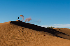 . (Joanna Mrowka) Tags: morocco mhamid desert travel travelphotography street streetphotography ngc