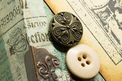 Craft buttons (missy_pru) Tags: buttons craft macro