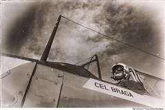 Homenagem ao Coronel Braga. (Força Aérea Brasileira - Página Oficial) Tags: 2014 bw brazilianairforce coronelbraga eda esquadrilhadafumaca fab forcaaereabrasileira forçaaéreabrasileira fotojohnsonbarros pb smokesquadron t6texan ator blackandwite blackwhite ceu fake piloto pretoebranco simulacao pirassununga sp brazil bra