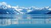 Alaskan Glacier (PDX Bailey) Tags: mountain water sky lake blue alaska glacier snow cloud