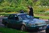 2017 Lake Harriet Art Car Parade - Paint-splattered car (schwerdf) Tags: artcarparade artcars cars lyndalepark minneapolis minnesota