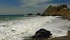 Avis de tempête . (PACHA23) Tags: andalousie mer houle ciel costatropical espagne