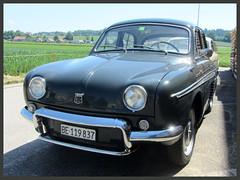 Renault Ondine (v8dub) Tags: renault ondine dauphine schweiz suisse switzerland bleienbach french pkw voiture car wagen worldcars auto automobile automotive old oldtimer oldcar klassik classic collector