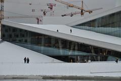 Opera (asmarothea) Tags: aker brygge opera sky water oslo buildings culture