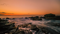 Morning Seascape #3 (aotaro) Tags: jogashima longexposure kanagawa seashore fe1635mmf4zaoss dawn nd1000 ilce7m2 seascape atdawn morning morningseascape japan