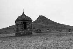 Roseberry Topping and the hunting lodge-B&W (Dean Conley) Tags: nikond3400 nikon d3400 photography dslr roseberrytopping reseberry topping huntinglodge hike morning monochrome mono bw 1855mm kitlens blackandwhite sunday lee leefilters 06hardgnd graduatedfilter neutraldensity nd northyorkshire explore flickr