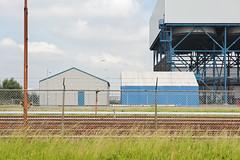Rotterdam Vondelingenplaat by Bart van Damme - Vondelingenplaat, Rotterdam industrial area, Zuid-Holland, the Netherlands  facebook  |  website  |  maasvlakte book  |  coal landscapes book  |  zerp gallery  © 2017 Bart van Damme