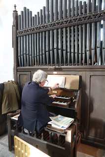 Warnford organ