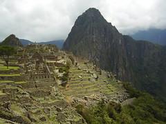 Machu Picchu, 2007