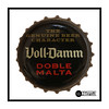 Voll-Damm (J.Gargallo) Tags: volldamm voll damm cerveza bier beer birra chapa bebida drink macro macrofotografía marco framed canon canon450d eos eos450d 450d tokina tokina100mmf28atxprod