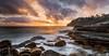 Strength (John_Armytage) Tags: whalebeach northernbeaches sunrise seascape johnarmytage nikond850 tamron1530 nisi