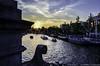 Blauwbrug in Amsterdam (Jeroen Cozijnsen) Tags: blauwbrug amsterdam amstel brigde