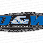 "Custom Logo Design for D&W Cycle Specialties. Checkout their website at www.dwcycle.com <a style=""margin-left:10px; font-size:0.8em;"" href=""http://www.flickr.com/photos/99185451@N05/39306856704/"" target=""_blank"">@flickr</a>"