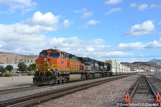 BNSF 4981 GE D9-44CW