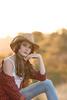 1M8A8996 (mozzie71) Tags: teen 13yo auusie star dancer model actress sunset summer sun glow golden cute cowgirl cowboy hat