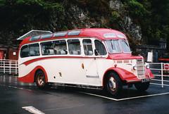 Vintage elegance (twm1340) Tags: bus public transport lochkatrine scotland bjv590 1950 bedford ob duple vista