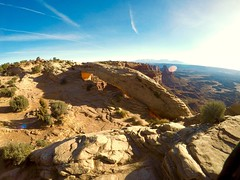 GOPR1884 (The_Little_GSP) Tags: mesaarch canyonlands nationalpark moab utah