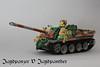 Jagdpanzer V Jagdpanther Sd. Kfz. 173 (kr1minal) Tags: lego jagdpanzer jagdpanther sdkfz 173 tank brickmania toys moc camo camouflage nazi german wwii worldwar diorama
