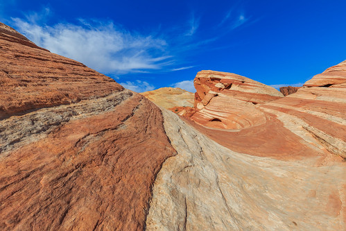 The Wave in Valley of Fire