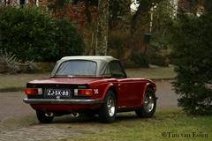 Triumph TR6 - 1973 (timvanessen) Tags: zjsx88 tr 6 tr6