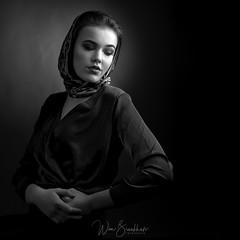 Model Laura  . tbt . (Komkiekn.nl) Tags: model stylish cute fashion tbt lovely love beauty beautifull laura twente almelo komkiekn blackwhite smile happy proud good best flickr
