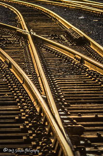 Track | BNSF Thayer South Subdivision