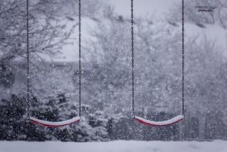 ... fresh snowfall