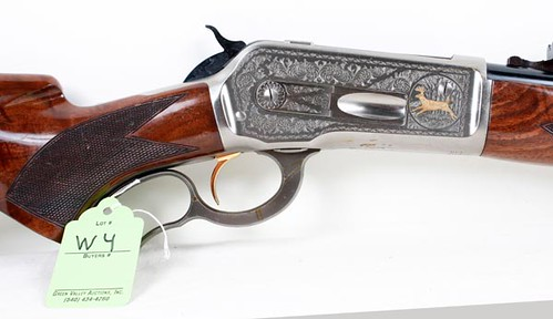 Browning Model 71 High Grade 248 Winc. cal. ($1,568.00)