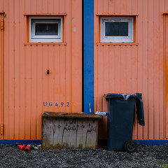 ContainerFace (Werner Schnell Images (2.stream)) Tags: ws container face gesicht baustelle